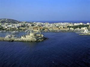Остров Родос - Греция